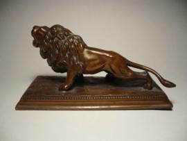 Beeldje, een leeuw