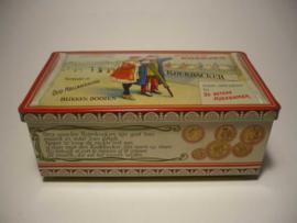 Koekbacker, boter koekjes