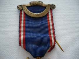 Zilveren medaille, Ronald lodge