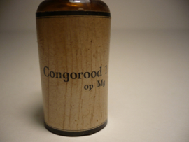 Flesje 'Congorood'