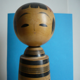 Japan, houten kokeshi pop