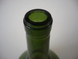Wijn flesje, een flesje met een ziel