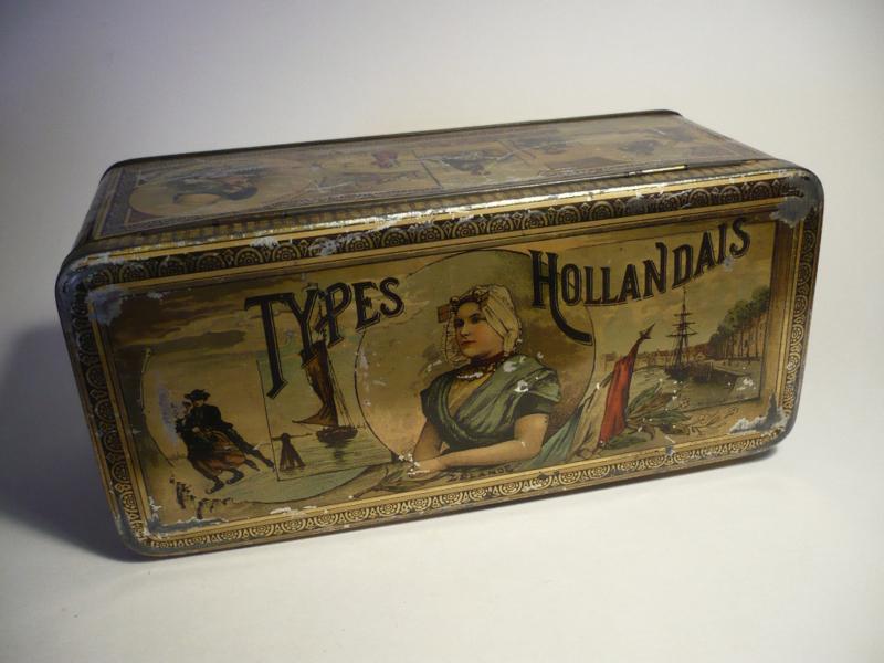 Types Hollandais, Nederlandse en Franse teksten
