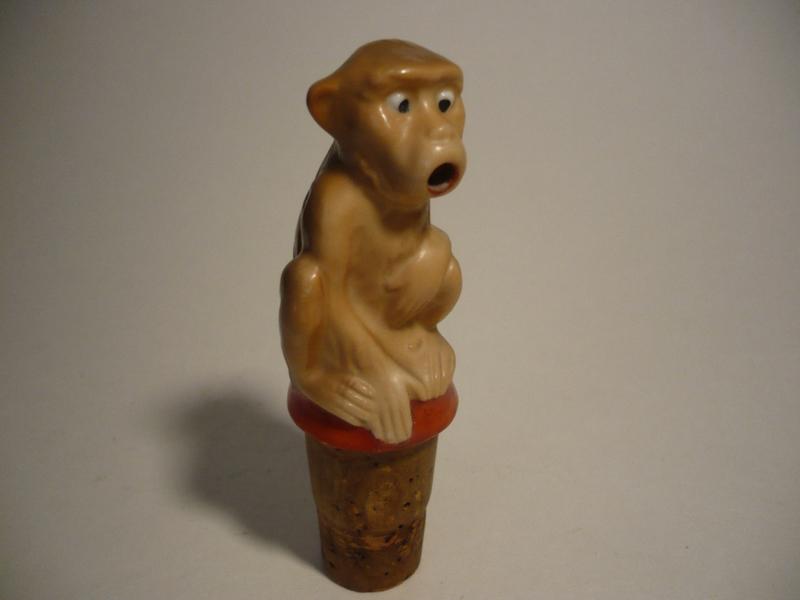 Schenktuit, porselein aapje, zeldzaam item
