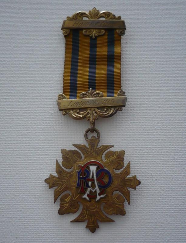 Medaille, masonic medal