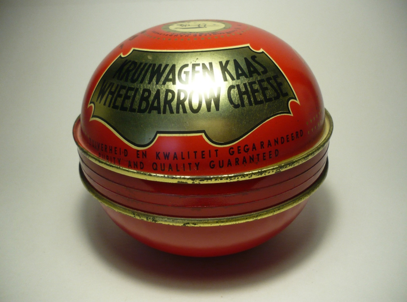 Kaas blik (bol), kaas, Frico Leeuwarden