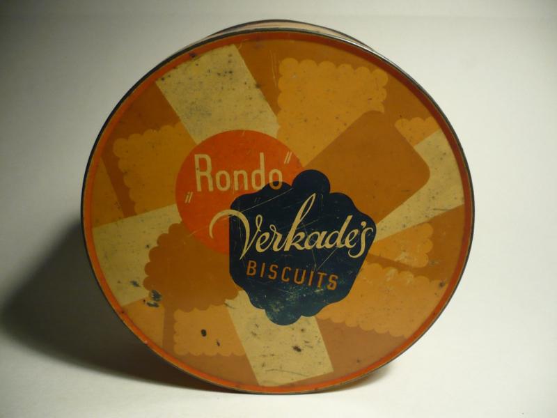 Verkade's biscuits (Rondo), Holland