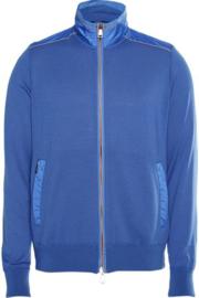 Paul & Shark Summer Wool Vest Watershed - blauw