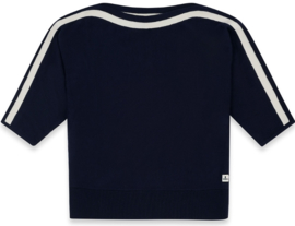 Mousqueton Olev Sweater - Marine
