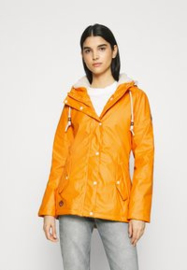 Ragwear Marge Winter Jas - Curry