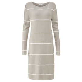 Henri Lloyd Stripe Dress Beige
