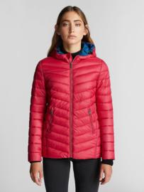 North Sails Bayonne Hooded Jacket - Persian Red