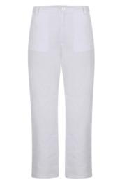 Mousqueton MALIA trousers - Blanc