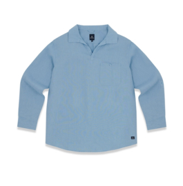 Mousqueton - YANN - Linnen Shirt - Austral - SS21