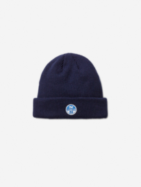 North Sails Beanie Marine Blue