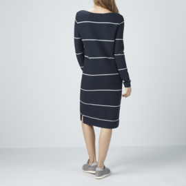 Henri Lloyd Stripe Dress Navy Blue