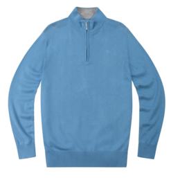 Mousqueton Ervat half zip sweater - pastel