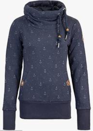 Ragwear Rylie Marina Sweater - Navy Blue - SS21/22