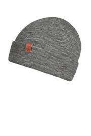 Bickley + Mitchell Beanie Basic Grey