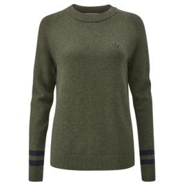 Henri Lloyd Arley Graphic Knit green (W)