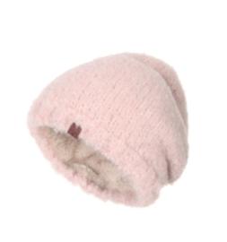 Bickley + Mitchel Beanie - Light Pink (with Fleece lining)