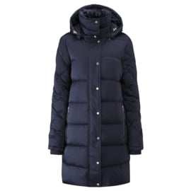 Henri Lloyd Reyina Down Jacket Navy Blue