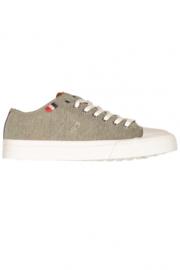 Henri Lloyd Bromley Dames Sneaker - Khaki