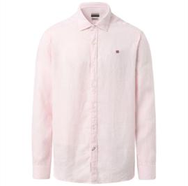Napapijri Gervas LS Shirt - Petal Pink