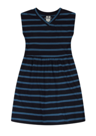 Mousqueton VAHINA dress - Marine/Pastel