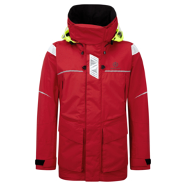 Henri Lloyd Men Transocean Jacket Red