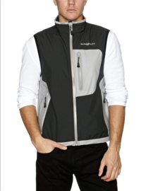 Henri Lloyd Octane windstop Body warmer Men - Carbon