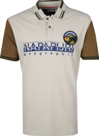 Napapijri Eishop Polo - Dove Grey