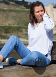 Mousqueton NORIA blouse - Blanc (W)