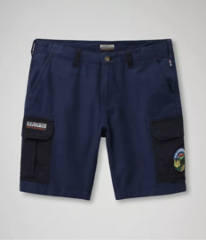 Napapijri Nishop Bermuda Shorts dark navy