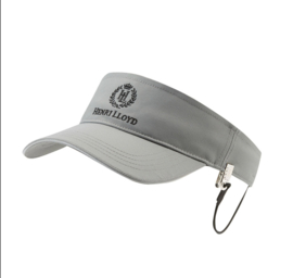 Henri Lloyd visor cap - titanium grey
