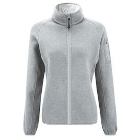 Henri Lloyd Women Traverse Full Zip Fleece Grey