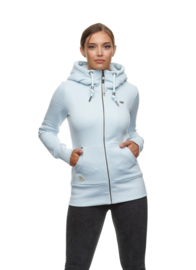 Ragwear - NESKA ZIP - Vest - Cloud - SS21
