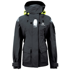 Henri Lloyd Elite Jacket Women - Carbon