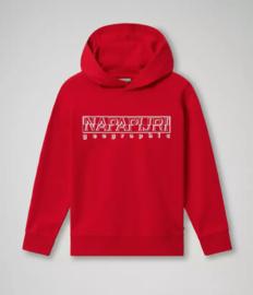 Napapijri Hoody Boli rood (K)