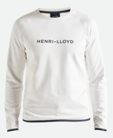 Henri Lloyd FREMANTLE STRIPES CREW SWEAT