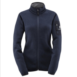 Henri Lloyd Women Traverse Full Zip Fleece Navy
