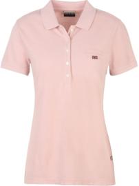 Napapijri ELMA Piquet Polo - Pale Pink