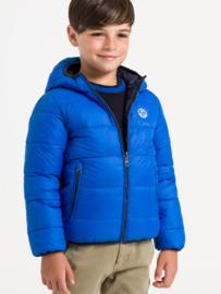 North Sails Reversible Hooded Jacket