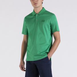 Paul & Shark Organic Cotton Polo Green