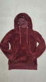 Ragwear GRIPY TEDDY sweater - Dark choco