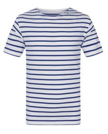 Mousqueton MATEL KID shirt - blanc / royal