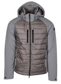 Paul & Shark Hybrid Jacket - Grijs