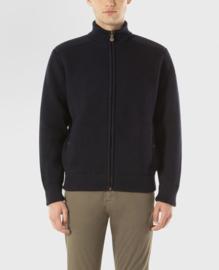 Paul & Shark Water Repellent Wool jacket - Dark Navy