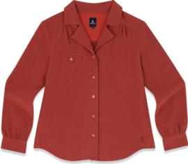 Mousqueton Istra corduroy blouse - Tuille