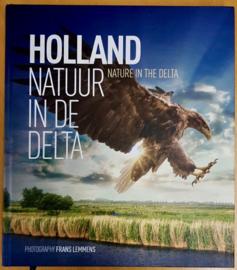 Holland natuur in de Delta - Frans Lemmens Femke Kuijken